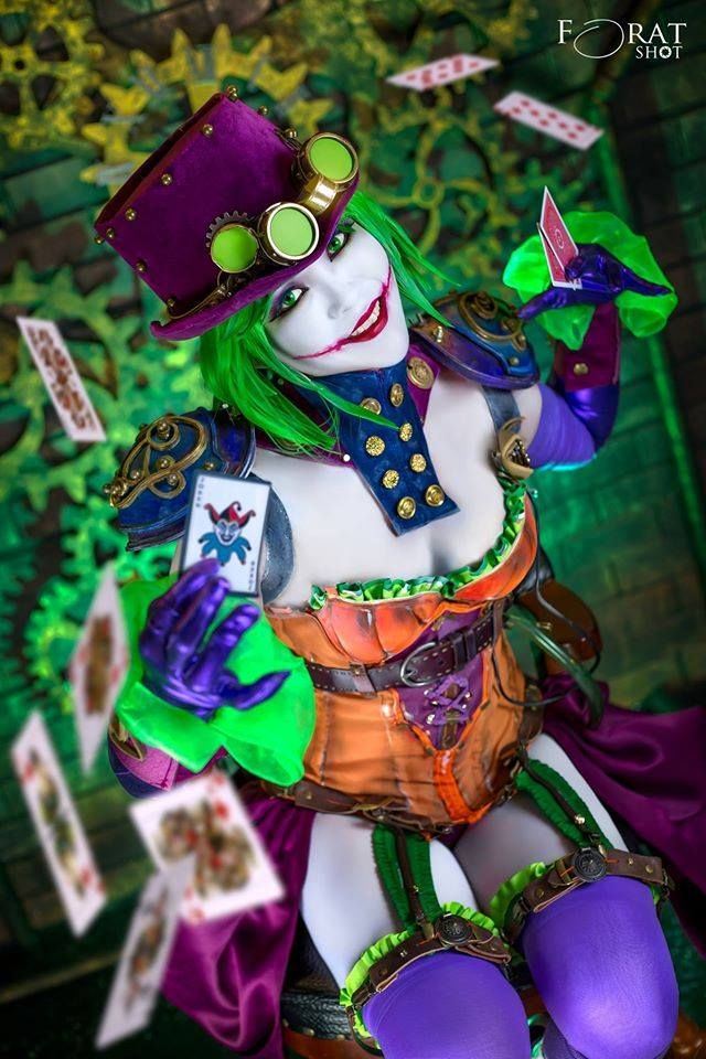 Cosplayer: Yugana Senshi Uon Photographer: Forat Shot Photography Character: Duela Dent From: Ame-Comi Country: Malaysia
