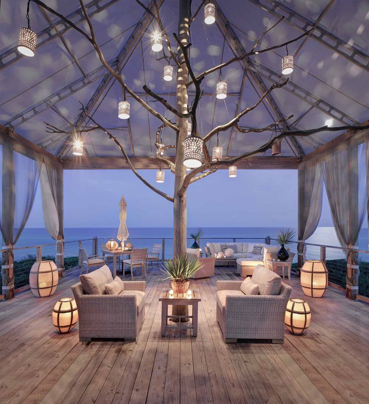 50 Stylish Outdoor Living Spaces
