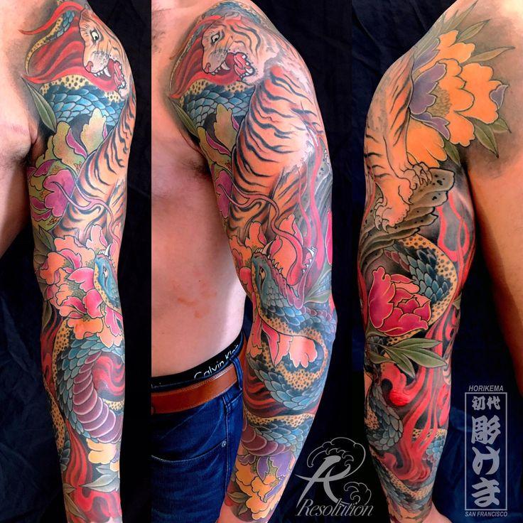 R tattoo, Tattoos