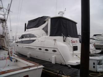 40' Meridian 408 Motoryacht