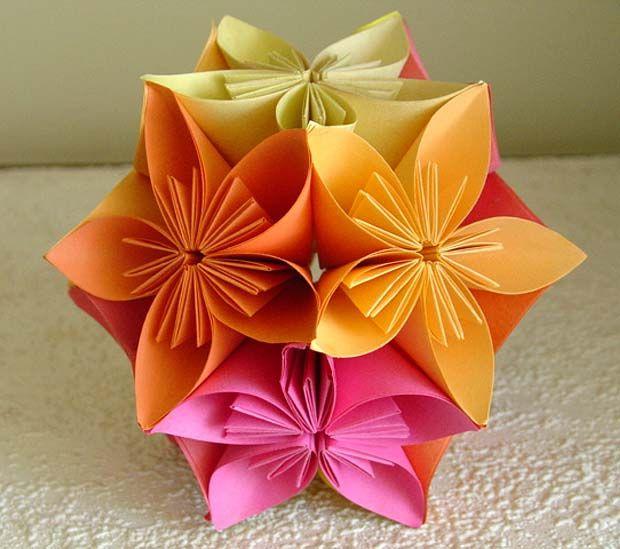 Divnias - trabalhos manuais!: origami em tecido