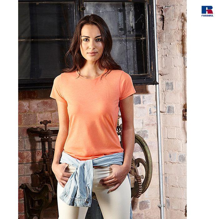 cool T-shirt Russell HD Women