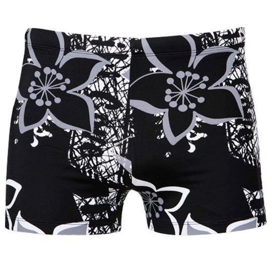 Plus Size Mens Swimwear Fit Waist 66-130cm Swimming Trunks High Quality long Swim Shorts for Men Swimsuit Boxer Briefs XL- 6XL