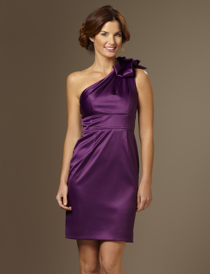 10 Best Ideas About Purple Wedding Guest Dresses On Pinterest