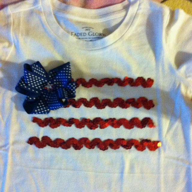 Forth of July Shirt!! ;)
