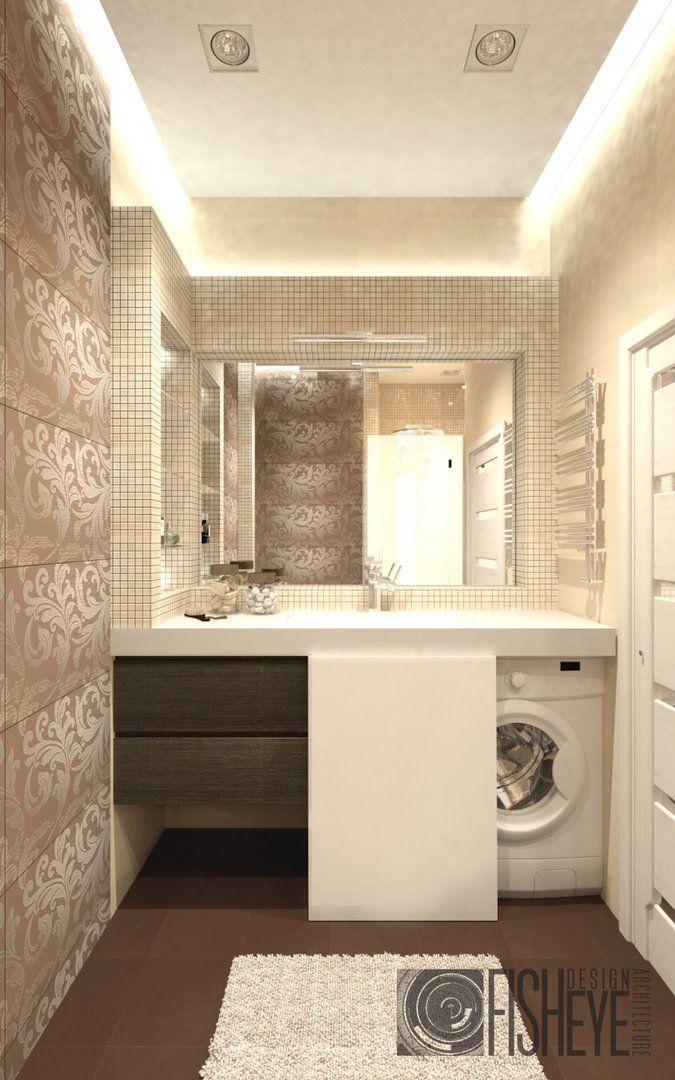 Фото Дизайн-проект квартиры, пр. Королева, Санкт-Петербург, FISHEYE, фото 1007977
