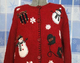 Cheap Ugly  Christmas Sweater for Ugly Christmas Sweater Party XL (item  K17*)