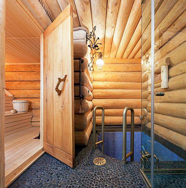 Современный форпост | Деревянные дома ручной рубки