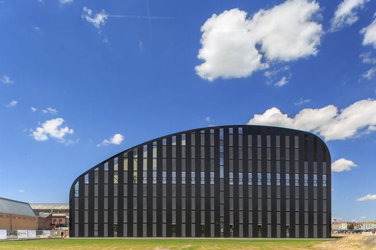 Brussels Environment Agency by Cepezed Architect