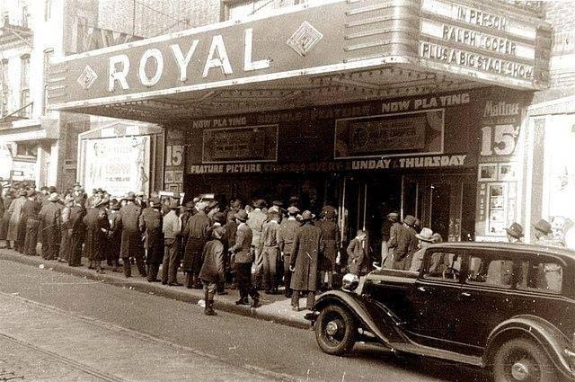 Royal Theatre in Baltimore, MD - Cinema Treasures