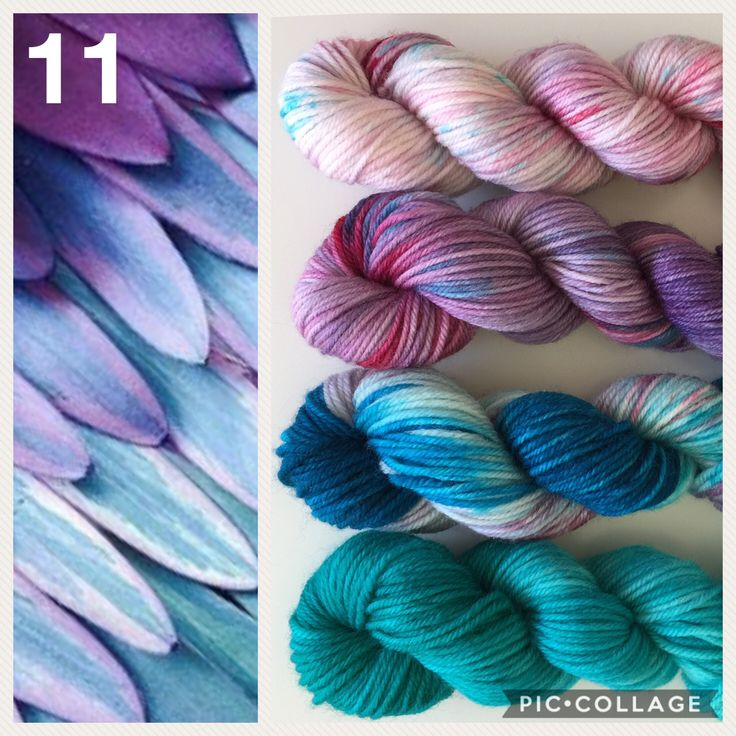 Yarn kit no. 11