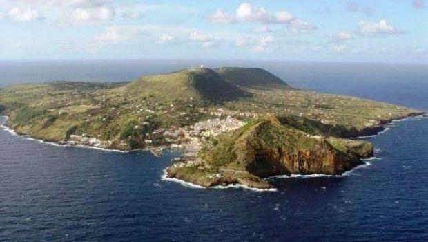 Isola di Ustica. SICILIA