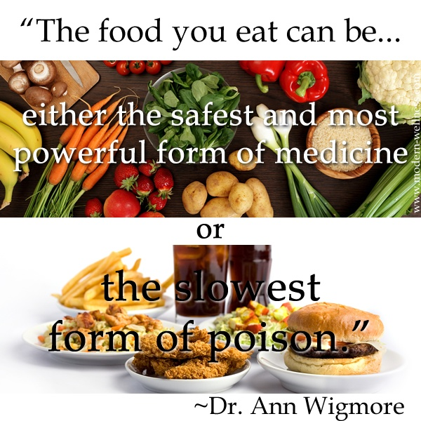 The Food You Eat Can Be Either The Safest