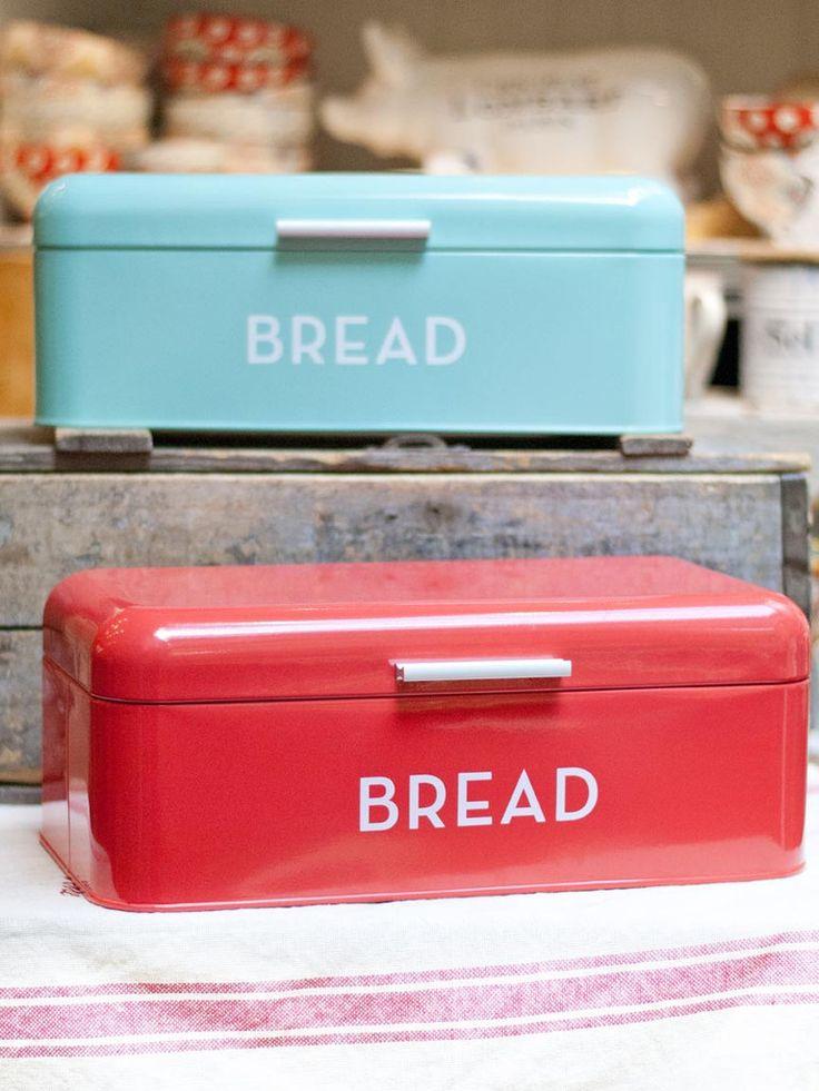 retro bread box red 3