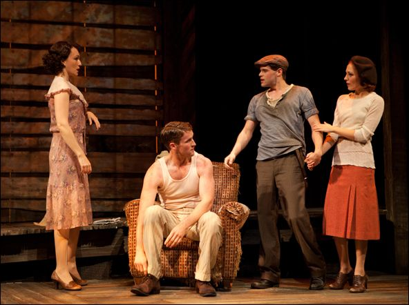Bonnie and Clyde the musical