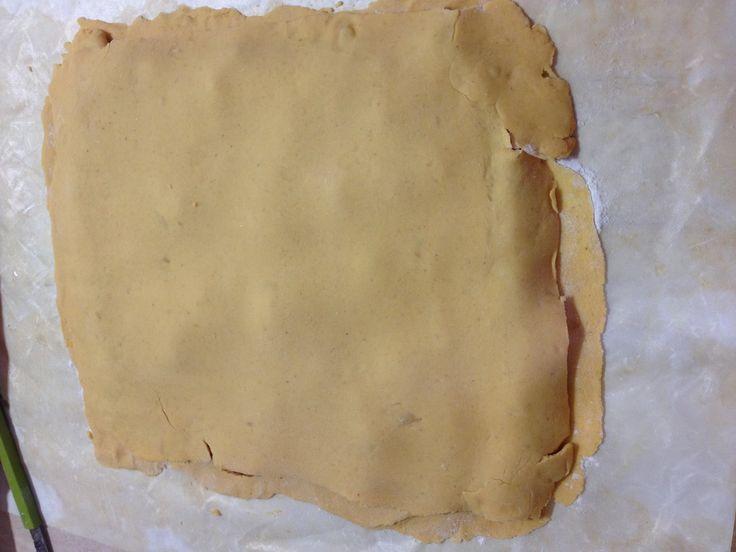 Masa para empanada sin gluten paso a paso