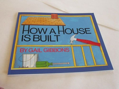 These are great ideas about how to use blueprints and encourage children to design their own buildings