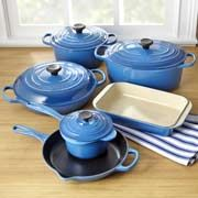 Giveaway: Le Creuset Enameled Cast Iron 10-Piece Cookware Set from Leite's Culinaria (Ends 11/6/13)