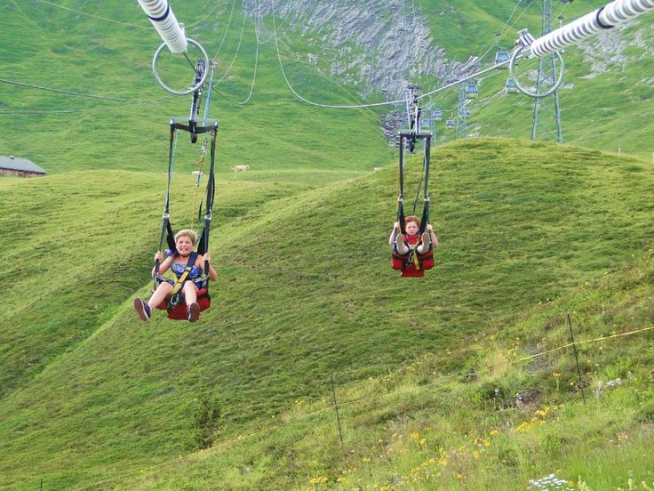 A beautiful relaxing cable car ride - First, Grindelwald Traveller Reviews - TripAdvisor