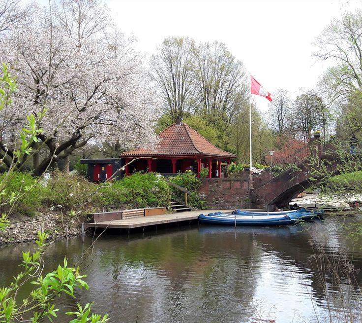 Der Stadtpark, Hamburgs größte Wellness Oase & Natur pur!