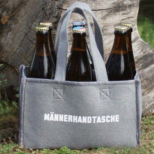 Da soll nochmal wer sagen, Männer können keine Handtaschen tragen ;-)  #Männerhandtasche #makeityours #devallor_de