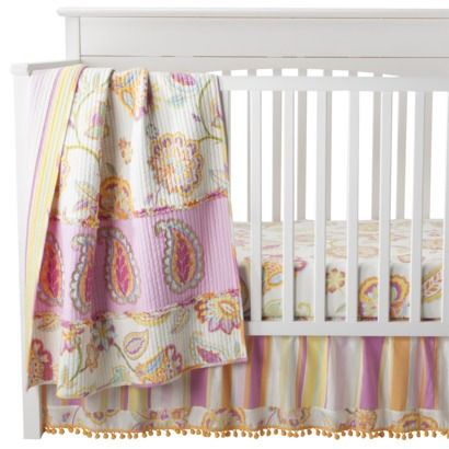 Castle Hill Celine 3pc Crib Bedding Set Baby Baby Baby