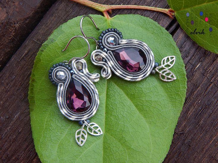 REM earrings