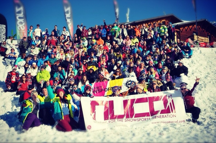 LMS Snowsports in Val T 2013. Best week of my life.