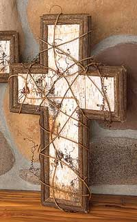love this: Crafts Paintings, Birches Bark, Birches Crosses I, Cars Kids, Crosses Training, Holy Crosses, Crosses Crosses, 5181075001 Rattan Birches, Diy Grapevine Crosses