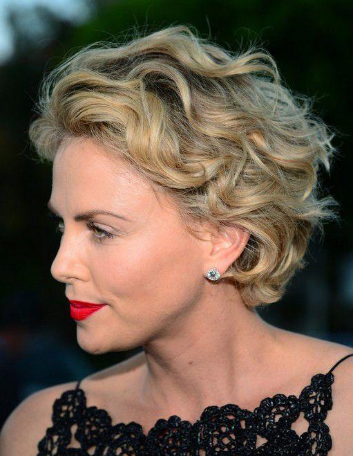 Best 25+ Short wavy hairstyles ideas on Pinterest   Short ... - photo #28