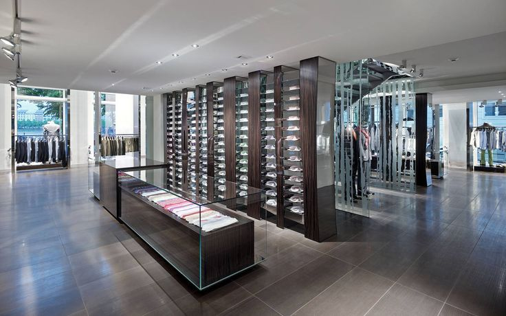 Client: Kiton Location: Hamburg Design: Hadi Teherani Year: 2007 #interior #shopfitting #design #store #shop #retail #Kiton