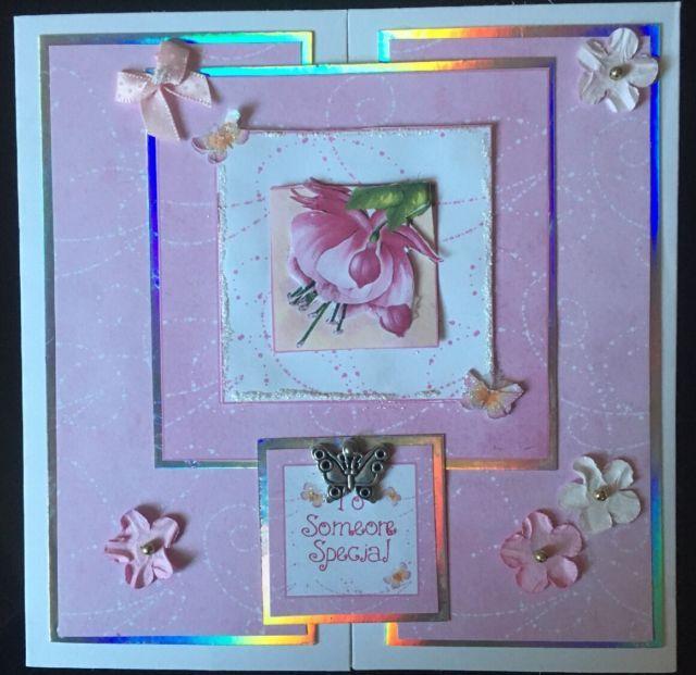 Handmade Birthday Cards Female | eBay