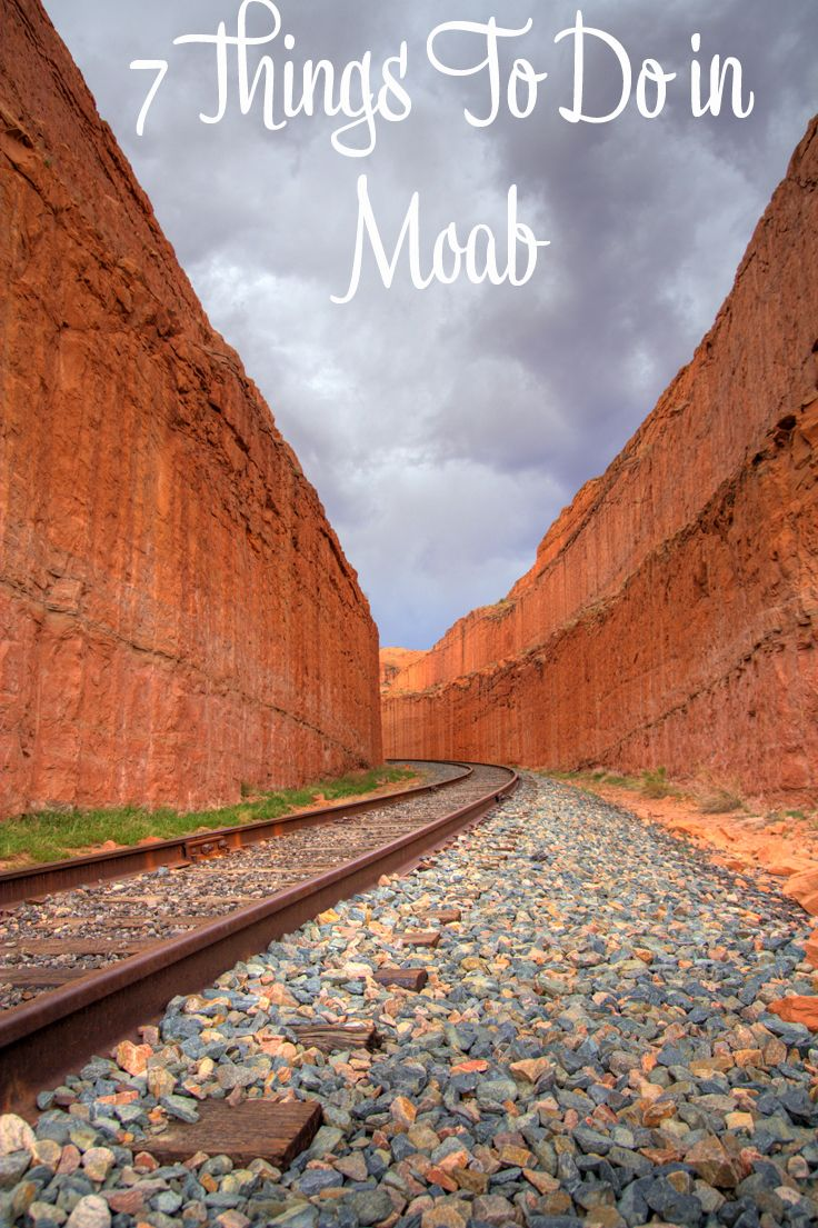 Things to do in Moab. Moab Utah things to do. Moab destination guide.