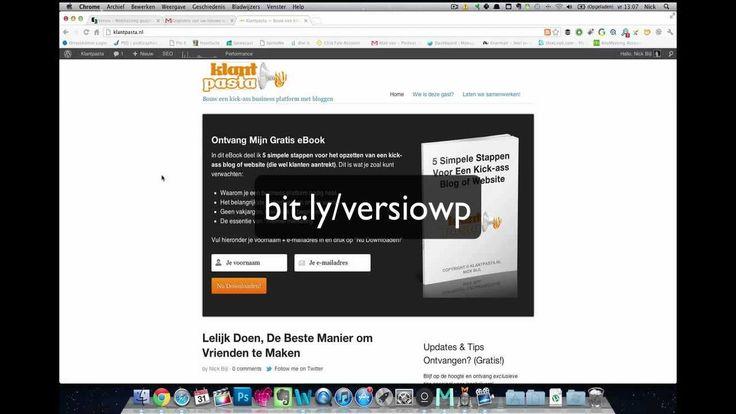 WordPress Website Maken - Een WordPress Website Maken Zonder Technische ...
