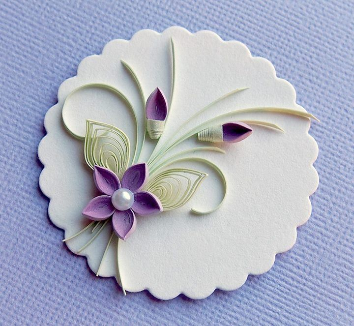 The 137 Best Images About Filigrana Quilling On Pinterest