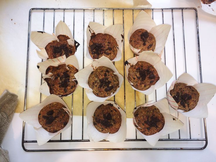 Banana muffins - step 17
