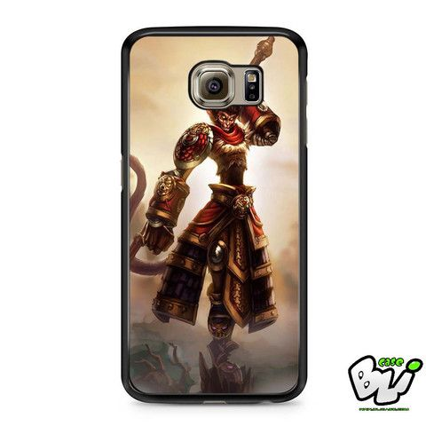 League Of Legends Wukong Samsung Galaxy S7 Case