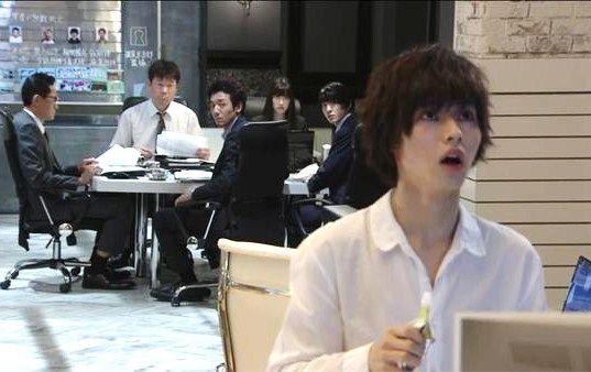 """OMG! Light kissed Misa Misa!"", from Ep.5, 08/02/'15     [Preview, Ep.6 #1] https://www.youtube.com/watch?v=WiAc2AWpWjU   [Preview, Ep.6 #2] https://www.youtube.com/watch?v=OCyDp4tQUrU    Kento Yamazaki, Masataka Kubota, Hinako Sano, Yutaka Matsushige.  J drama series ""Death Note"", 08/02/'15 [Ep. w/Eng. sub] http://www.dramanice.tv/drama/death-note-japanese-drama--detail[Previewhttps://www.youtube.com/watch?v=WiAc2AWpWjU"