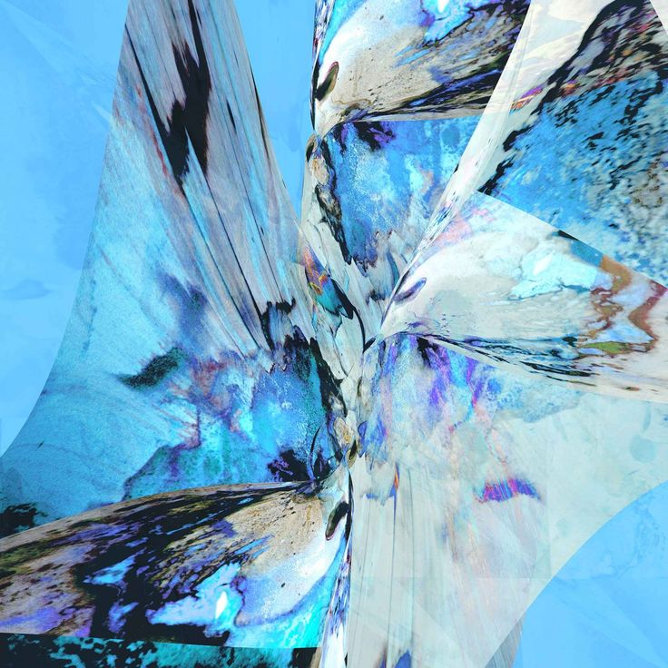 Limited Edition: Propelled Blue Birds | Through the Surface Series by Marija BasicThe Block Shop - Channel 9