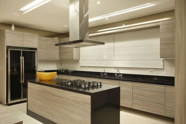 Cozinhas planejadas: 87 fotos e ideias incríveis para copiar