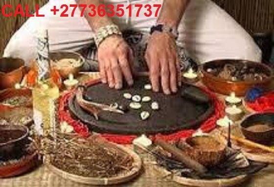 A gifted psychic & spiritual herbalist healer to help u with all natural & supernatural problems,seek spiritual guidance with your relationship, marriage, love, family, career, money, health matters, or life's daily issues, Evil Spirits/JINNS Witchcraft,Bad Luck,Home Land/Property Cleansing,Tarot Reader,Palmist,Curses,Win Lotto Spells,Win Court Cases,Black Magic,Revenge Spells,Voodoo Spells,Magic Rings CALL +27736351737 Email profchwampindi@gmail.com…