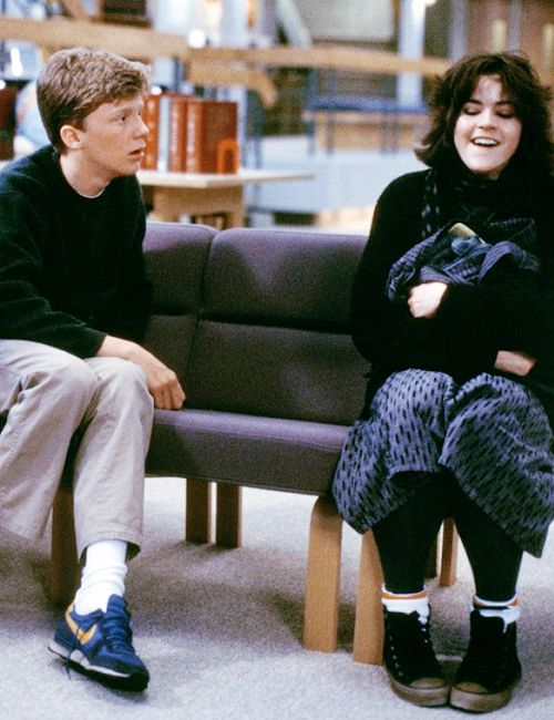 Brian: Well, would you mind telling me how you know all this about me? Allison: I stole your wallet.