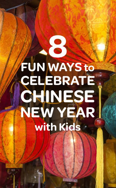 Here are creative ways to ring in Chinese New Year with kids