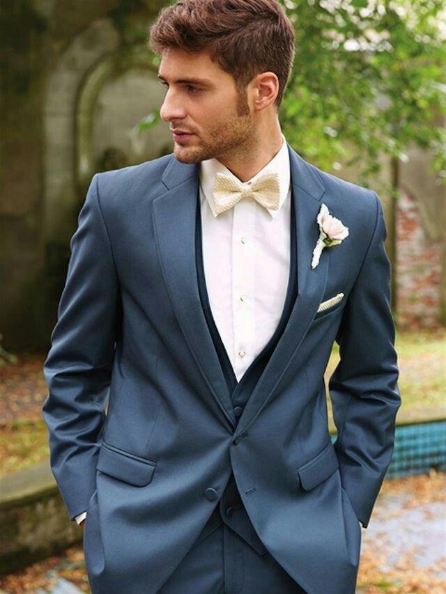 Anzug Fliege Hochzeit