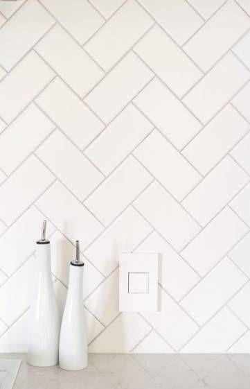 Kitchen backsplash white subway tile master bath 68 Ideas