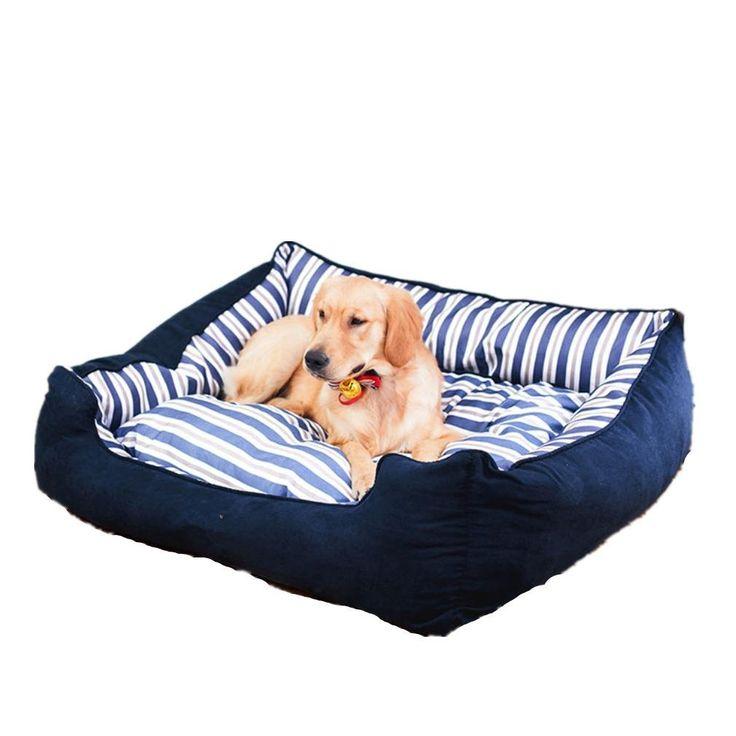 Teddy Dog ??Sofa Medium Dog Kennel Removable and Washable Than The Big Dog Kennel Dog Cushion