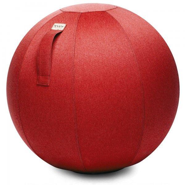 Sitzball LEIV rot