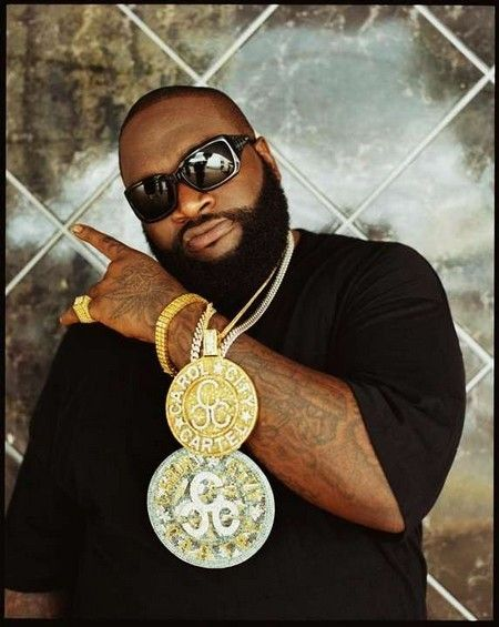 the double R rick ross