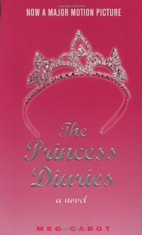 The Princess Diaries (The Princess Diaries #1) - Meg Cabot // I FINALLY read The Princess Diaries for the first time! So much fun and SO different from the movies!