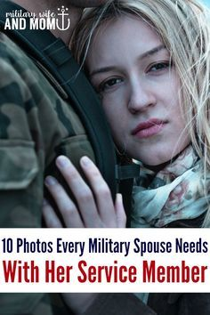 There are so many photos we never take with our service members! | military wife | military girlfriend | military spouse | Military family via @lauren9098